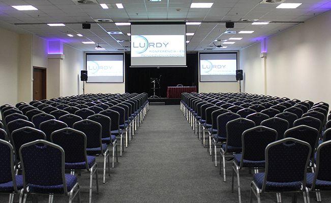 Lurdy Konferencia Központ