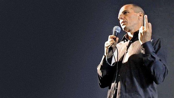 Varoufakis - görög pénzügyminiszter